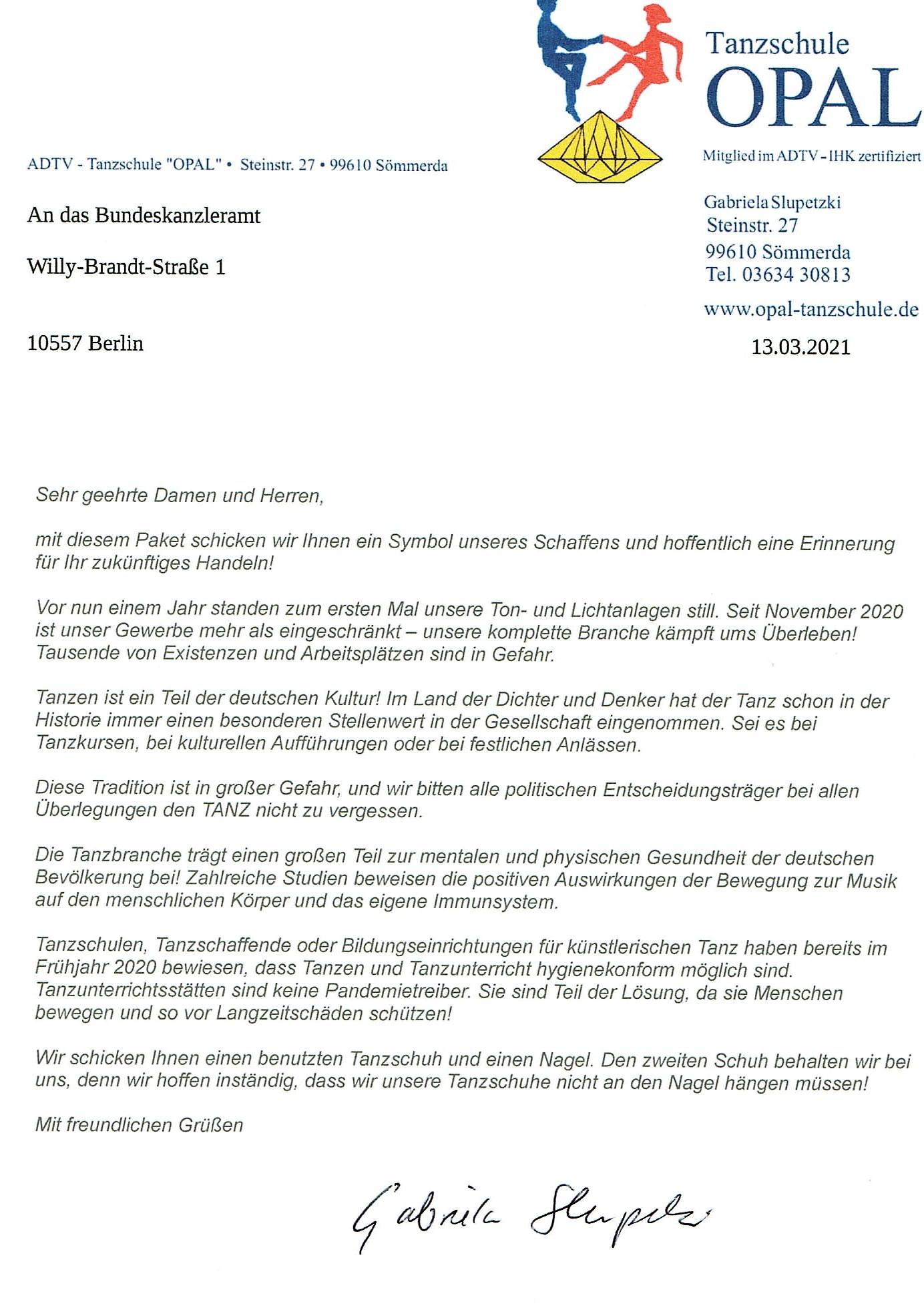 Brief an Bundeskanzleramt 13.3.2021-1